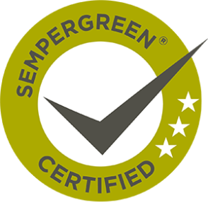 Logo Sempergreen Certified